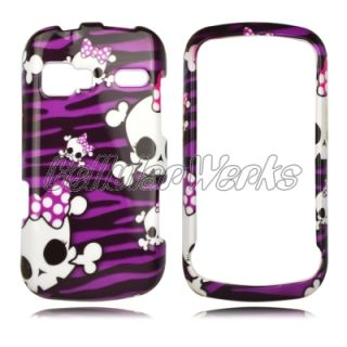 Design Cell Phone Case Cover for LG VN272 Rumor Reflex Freedom Boos