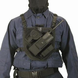 Blackhawk Patrol Radio Chest Harness Military Tactical Gear Army