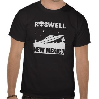 ROSWELL UFO INCIDENT T SHIRT