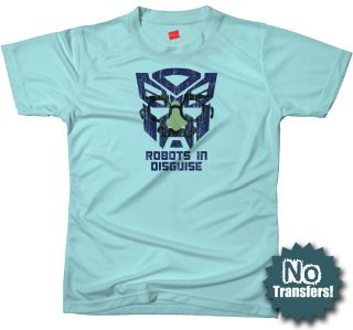 Robots Disguise Funny Nerd Transformers New T Shirt