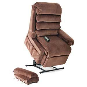 Specialty Collection LC 570T Reclining Lift Chair 3 Position