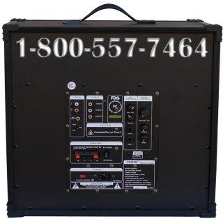 RSQ Rokbox Home Karaoke System Wireless Microphone Popular Music
