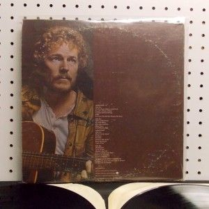 Gordon Lightfoot Gords Gold 1975 Vinyl 2 LP Set 2RS 2237 VG