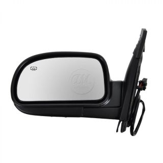 Side View Mirror Driver Left LH Folding Power Heated for Chevy