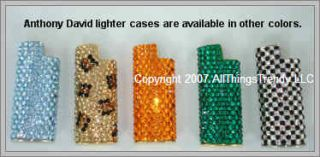 Click image to see other Anthony David Lighter Cases