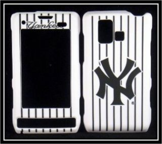 New York Yankees LG Dare VX9700 Cell Phone Cover Case