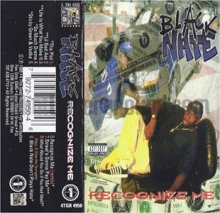 Black Nate Recognize Me D Moe San Francisco Cali Bay Area G Funk G Rap