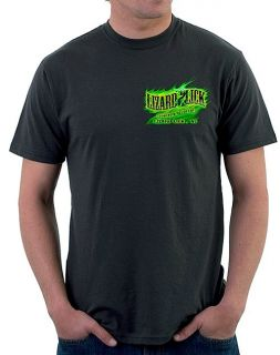 Lizard Lick Towing Tow Truck Charcoal T Shirt