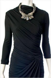 Lida BADAY Matte Jersey Dress Size s P