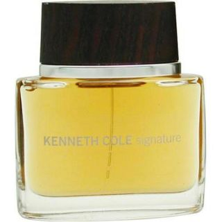 Kenneth Cole Signature Men EDT Spray 1 7oz Unboxed New 820455171168