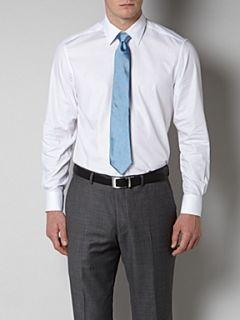 New & Lingwood Fine twill formal shirt Blue