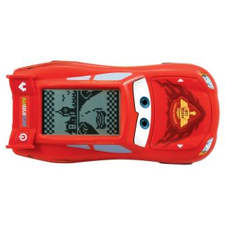 VTech Disney Cars Lightning McQueen Learn & Go Features