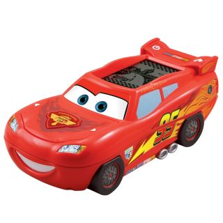Disney Cars Lightning McQueen Learn Go Vtech New