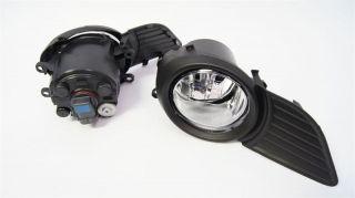 Toyota Sienna OEM Fog Light Replacement Kit New Lamps Fog Lights Pair