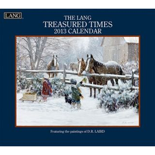Treasured Times 2013 Wall Calendar