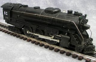 Lionel O 646 Hudson 4 6 4 Steam Locomotive