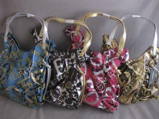 Emma Tote Ed Hardy Shoulder Purse Bag Snake Print New Handbag Womens