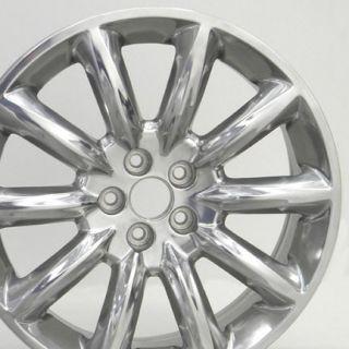 20 Rim Fits Lincoln® MKT 3825 Wheel Polished 20x8