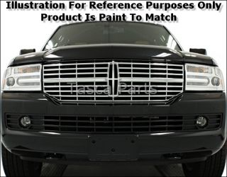 NEW OEM PAINT TO MATCH FRONT BUMPER GRILLE 2007 2013 LINCOLN NAVIGATOR