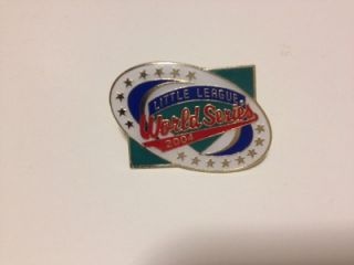 Little League World Series Baseball Pin 2004 New