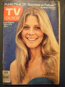 TV Guide Magazine Mar 1978 Bionic Woman Lindsay Wagner