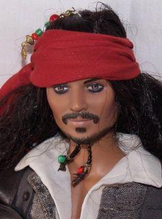 Tonner Captain Jack Sparrow Pirates of Carribean
