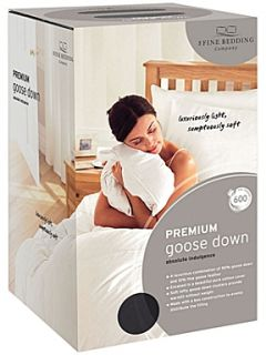 Fine Bedding Company Premium goose down four seasons duvets   House of Fraser