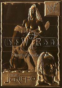 Danbury Mint WWE 22kt Gold Card Set 70 Plus Leather Binder