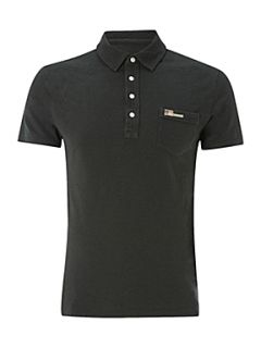 Denim and Supply Ralph Lauren Classic polo shirt Black