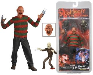 Freddy Krueger Nightmare on Elm Street Series 3 NECA Action Figure