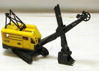 C1962 Lionel P H Steam Shovel Harnischfeger O Scale Post War