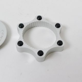 Mr_Ride] Quaxar Center Lock Disc Rotor Adapter for 6 Bolts MTB Bike