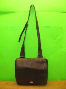 Liz Claiborne Brown Purse Tote Handbag Shoulder Bag Cross Body