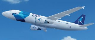 Airplane Travel on SATA Airline From Boston to Lisbon and return