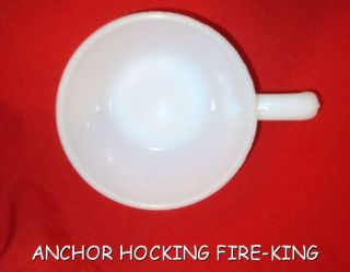 Vintage Anchor Hocking Fire King Made in USA Soup Bowl for One Dish