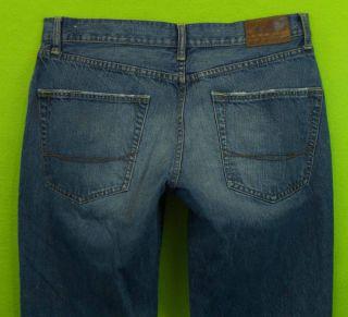 Bullhead Loma Bootcut Sz 34 x 31 Mens Blue Jeans Denim Pants BA73