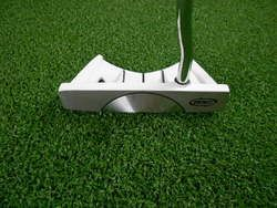 Yes C Groove Sandy 48 Long Putter Belly Good Condition