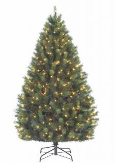 foot long needle pine artificial christmas tree by