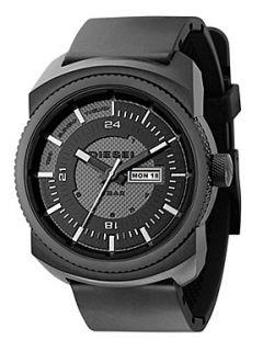 Diesel DZ1262 Black Case Mens Watch