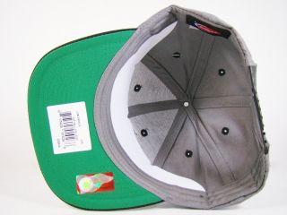 Long Beach State 49ers Snapback Hat Gray Basic Logo Eclipse NCAA