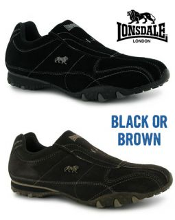 Genuine Lonsdale London FOS Mens Casual Shoes Sneakers