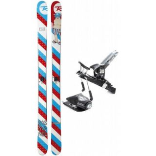 Rossignol Storm 160 Skis Look PX Racing 15 Wide Ski Bindings