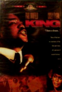 King 1978 Paul Winfield Cicely Tyson Ossie Davis Roscoe Lee Browne
