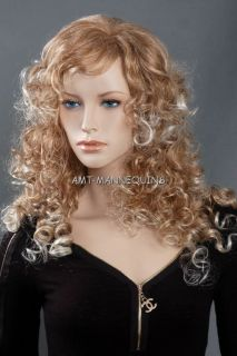 Female Mannequin Realistic Looking Manikin Gina 1WIG W30