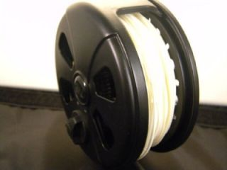 Fly Fishing Reel Wide Arbour New Fitted Airflo Line New