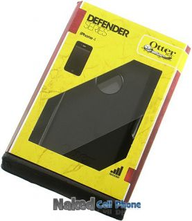 Otterbox Defender Case Belt Clip Holster for iPhone 4