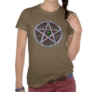 Pentacle Symbol T Shirts