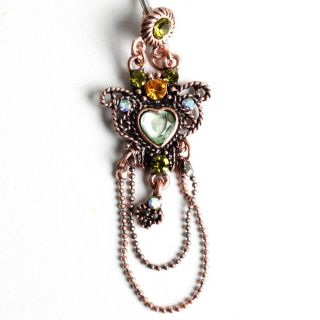 Multi Vtg Style Crystal Body Jewelry Piercing Navel Belly Ring