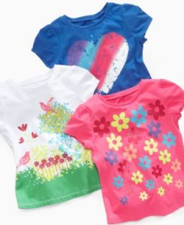 Beautees Kids Shirt, Little Girls Graphic Tee   Kids