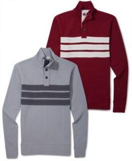 American Rag Sweater, Lightweight Striped Cardigan   Mens Sweaters